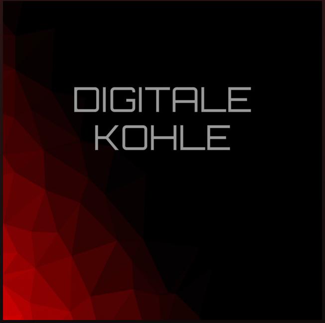Podcast-Cover Digitale Kohle